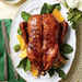Classic Roasted Duck with Orange-Bourbon-Molasses Glaze Recipe