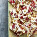 Cranberry-Pistachio White Chocolate Bark with Sea Salt