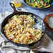 Creamy Tuna Noodle Casserole with Peas and Breadcrumbs