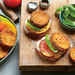 Crispy Eggplant, Tomato, and Provolone Stacks with Basil Recipe