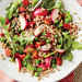 Farro Salad with Peas, Pancetta, and Radishes