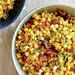Fresh Corn Sauté with Bacon and Chives Recipe