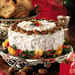Fresh Orange Italian Cream Cake Recipe