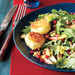 Fried Goat Cheese, Pear and Kale Salad Recipe