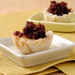 Goat Cheese Tarts with Lemon-Fig Compote Recipe