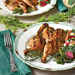 Grilled Cornish Hens with Herb Brine Recipe
