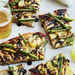 Grilled Vegetable Pizza with Balsamic Reduction