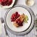 Halibut with Cranberry-Lime Chutney