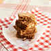 Chewy Blonde Brownies Recipe