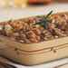 Navy Bean-and-Artichoke Casserole with Goat Cheese Recipe