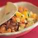 Soft Shrimp Tacos with Tropical Salsa Recipe