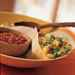 Cheddar-Succotash Wraps Recipe