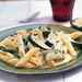 Penne with Zucchini and Ricotta Recipe