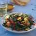 Curried Lentil-Spinach Salad with Shrimp Recipe