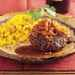 Smothered Sirloin Steak with Adobo Gravy Recipe
