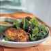 Balsamic Vinaigrette Chicken Over Gourmet Greens Recipe