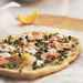 Smoked-Salmon Pizza with Mascarpone and Capers Recipe