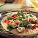 Grilled Salad Pizza Recipe
