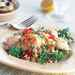 Lemon-Dill Bulgur Salad with Scallops Recipe