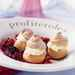 Profiteroles with Berry Coulis Recipe
