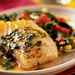 Sea Bass and Confetti Vegetables with Lemon-Butter Sauce Recipe