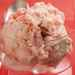 Strawberry-White Fudge Crunch Frozen Yogurt Recipe
