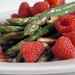 Raspberry-Asparagus Medley Recipe