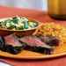 Flank Steak Marinated with Shallots and Pepper Recipe