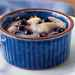 Blueberry Bread Puddings with Lemon Curd