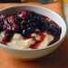 Breakfast Polenta with Warm Berry Compote Recipe