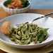 Macadamia Nut-Pesto Fettuccine Recipe