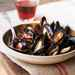 Mussels with Tomato-Wine Broth Recipe