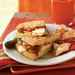 Grilled Chicken and Roasted Red Pepper Sandwiches with Fontina Cheese