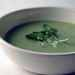 Zucchini-Buttermilk Soup with Watercress Pesto Recipe