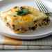 Veggie Sausage and Egg Strata