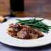 Duck Breast with Cherry-Pepper Sauce Recipe