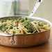 Linguine with White Clam and Broccoli Sauce Recipe