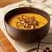 Carrot-Parsnip Soup with Parsnip Chips