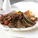 Zinfandel-Braised Beef Brisket with Onions and Potatoes Recipe