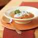 Red Lentil Stew with Yogurt Sauce Recipe