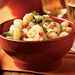 Cheesy Baked Cavatappi with Onions and Peppers Recipe
