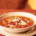 Tomato Soup with Chicken and Gorgonzola Cheese Recipe