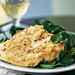 Chicken Scaloppine with Spring Herb Salad