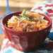 Bow Tie Pasta with Roasted Red Pepper and Cream Sauce Recipe