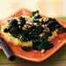 Sicilian-Style Greens over Polenta Recipe
