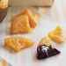Candied Orange Slices with Ganache Dipping Sauce Recipe