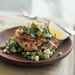 Spicy Shrimp Cakes with Corn and Avocado Salsa Recipe
