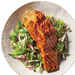 Barbecue Salmon and Snap Pea Slaw Recipe