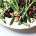 Olive-Almond Green Beans Recipe