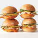Grilled Chicken Sandwiches with Pickled Squash and Romesco Mayonnaise Recipe